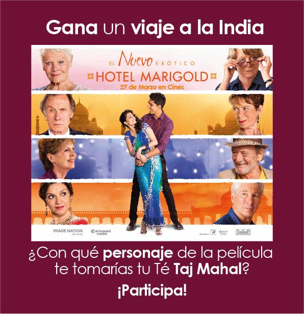 BannerRRSSGana un viaje_El Nuevo Exotico Hotel Marigold
