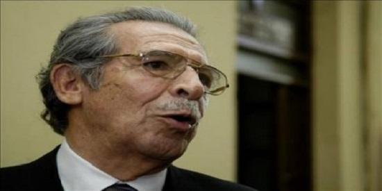 El militar golpista Efrain Ríos Montt, acusado de genocidio de etnias guatemaltecas.