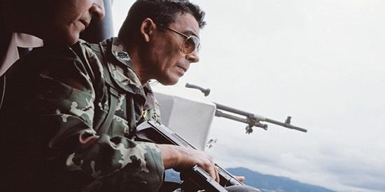 El ejército guatemalteco, responsable de violaciones de los derechos humanos.