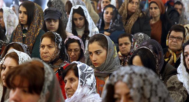 mujeres cristianas líbano