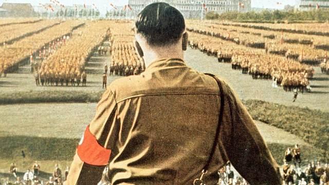 Hitler ciertamente supo como capitalizar el miedo.