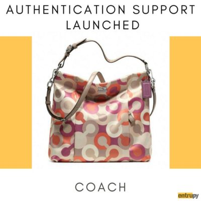 96c689befc Entrupy Launches Authentication Support For Coach Handbags
