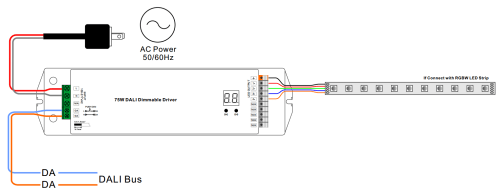 small resolution of 75w dali driver datasheet