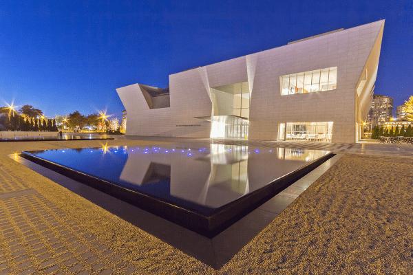 Ismaili Centre & Aga Khan Museum Entuitive