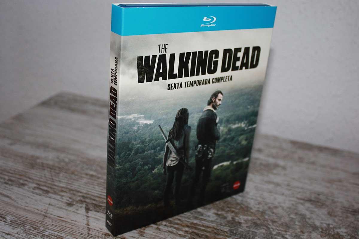 "Análisis Blu-ray: ""The Walking Dead, Temporada 6""   En tu pantalla"