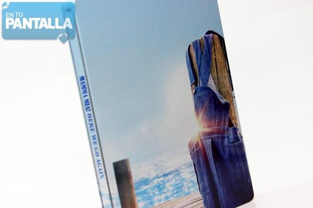 'Mamma Mia! Una y otra vez' Steelbook Blu-ray