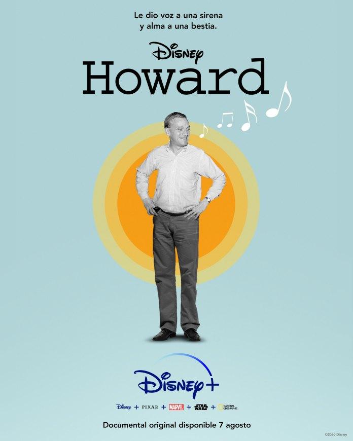 Póster de 'Howard' (Fuente: Disney+)
