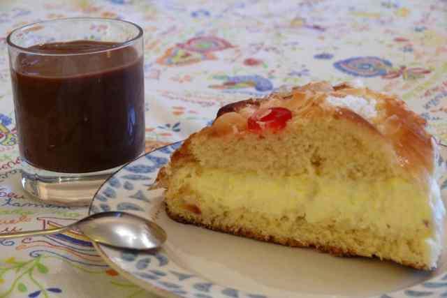 Desayuno, merienda, cena, el roscón siempre apetece! enunaservilleta.es
