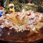 Roscon de Reyes Thermomix