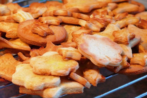 Las galletas caseras son ideales para meriendas o desayunos. Las galletas con Thermomix son fáciles de preparar y divertido hacerlo con niños.