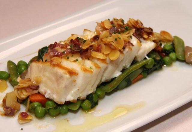 Este es uno de los platos de los restaurantes de Madrid Exquisito, aprovechar y comer en sitios de estrella por 30 euros del 12 al 21 de abril.