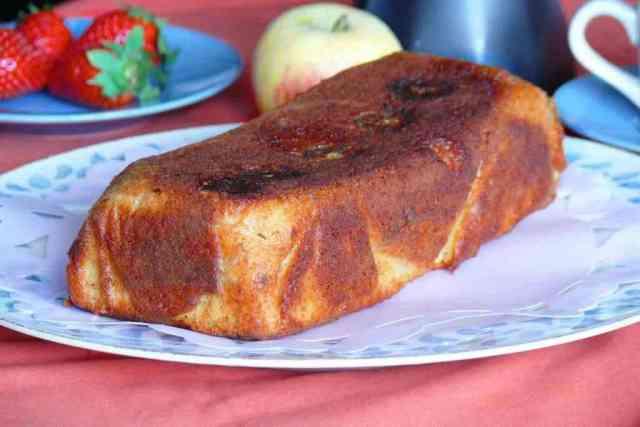 Receta de plumcake de plátano ideal para aprovechar fruta madura. Los plátanos maduros son muy dulces y dan un sabor espectacular al plumcake