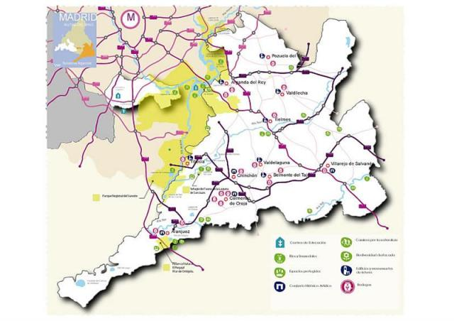 la zona de Arganda cuenta con muchísimas bodegas y una amplia oferta de vinos tradicionales, ecológicos y de la más alta tecnología