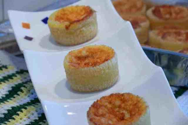 Ya tenemos anotadas en una servilleta las recetas de dos postres típicos de Portugal para cocinar con Thermomix, los pasteis de belem y las queijadas de leite