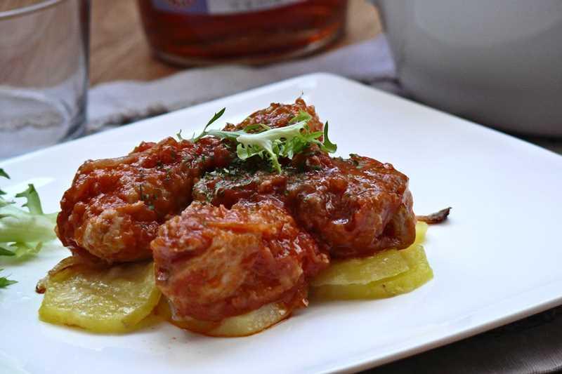 Blogs De Recetas De Cocina Casera   Bonito Con Tomate