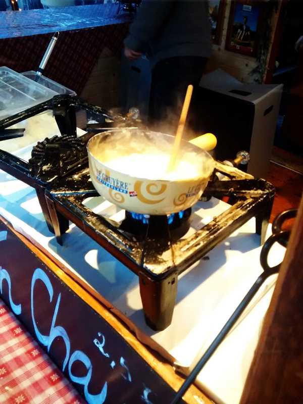 fondue en bruselas
