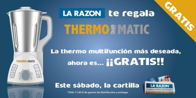 thermomatic la razon