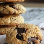 Receta de cookies de chocolate con thermomix