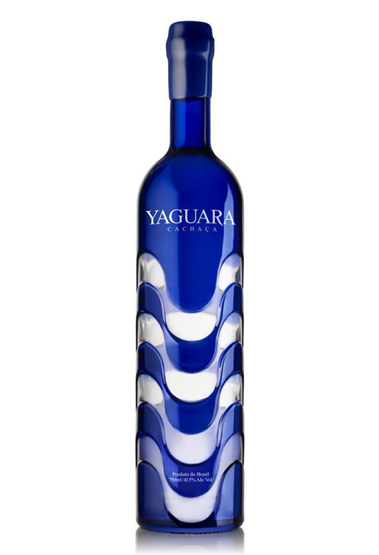 A striking new bottle developed by Owens-Illinois, Inc. for cachaça spirit maker Yaguara has debuted in Brazil. The bottle was created for the new ultra-premium spirit through a design partnership between renowned UK artist Brian Clarke, the O-I Covet(TM) team and Yaguara.
