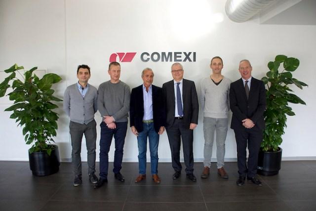 LIVCER acquire its first CI flexo press, a Comexi F2 MC