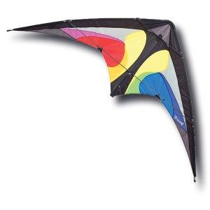 cerf volant pilotable arc en ciel