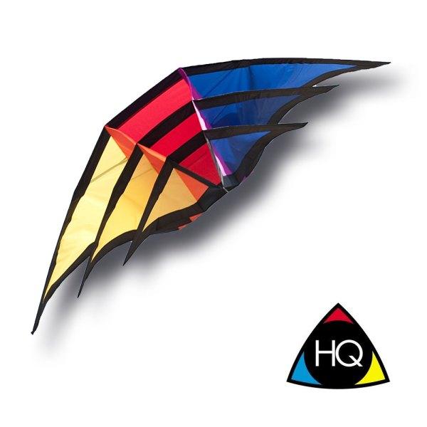 cerf volant triangulation