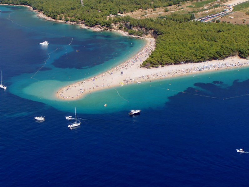Zlatni raf - Croacia