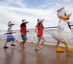 Experiencia maravillosa de los cruceros Disney
