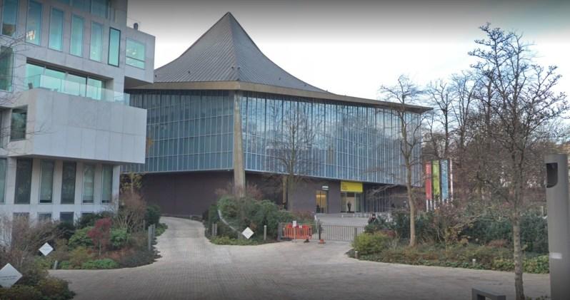 El Museo del Diseño por Fuera