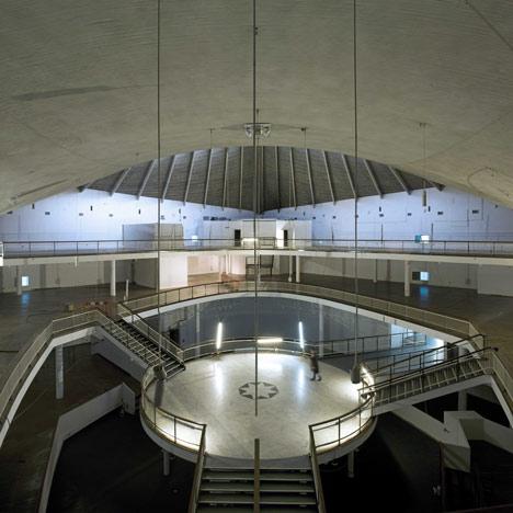 Interior del Museo del Diseño de Londres