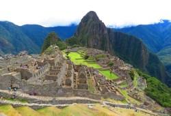 Machu Picchu. Urbanismo y arquitectura