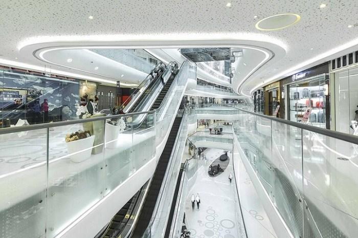 Shopping Hanjie Wanda, China
