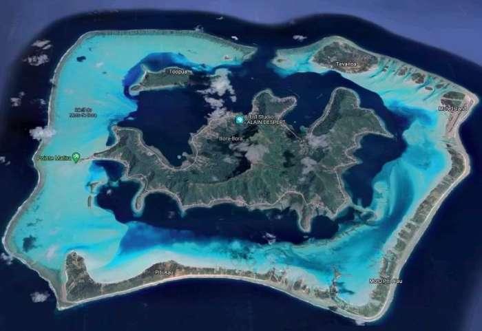 Atolón de Bora Bora