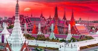 Bangkok, cuna de sabores e impactante arquitectura