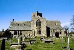 Cartmel Priory Church - Cumbria Inglaterra