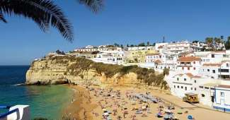 Carvoeiro - Playas de Portugal