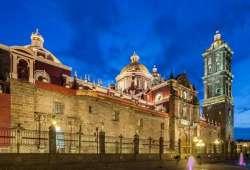 Catedral de Puebla de los Ángeles - México