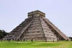 Chichén Itzá piramide Maya en México