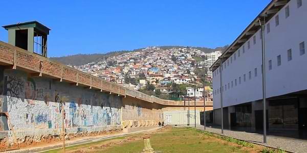 Ex-carcel - Parque Cultural de Valparaíso