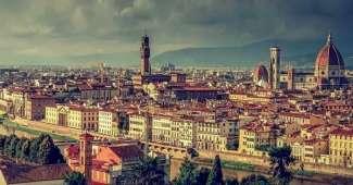 Florencia, Ciudad del arte en Italia