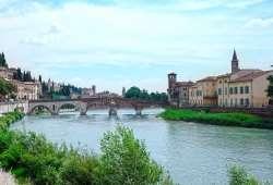 Italia - Paisajes inolvidables de Verona