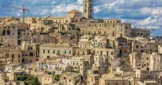 Matera, una de las ciudades más antiguas del mundo