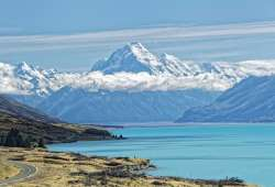 Nueva Zelanda - Lago Pukaki