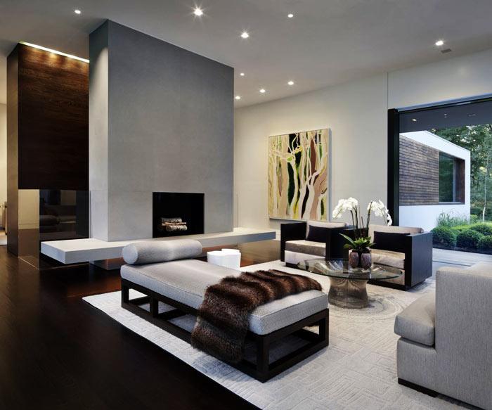 15 idees pour un salon moderne envie deco