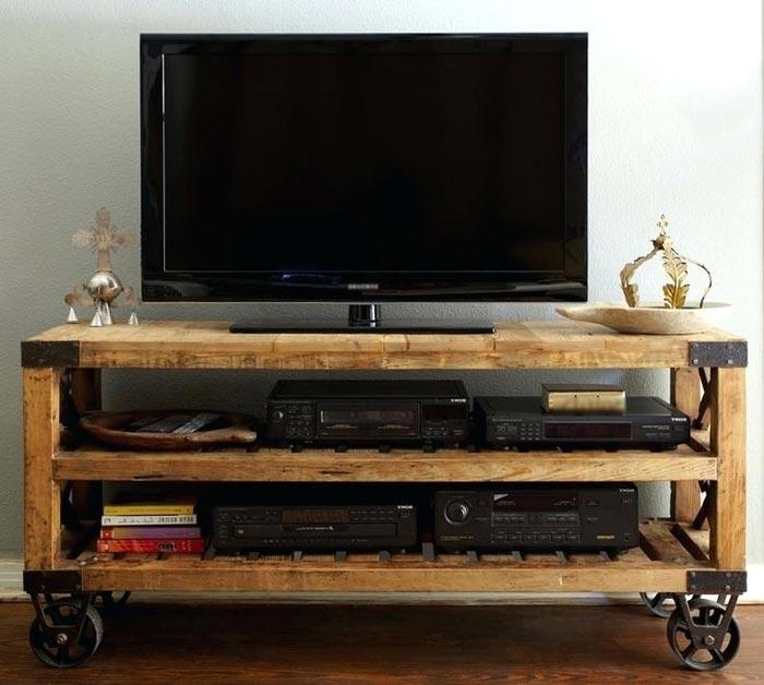 meuble tv bois envie deco
