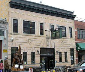 L'immeuble de la Park Slope Food Coop