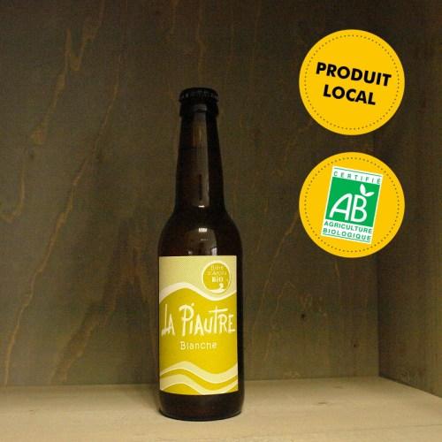 Fabrique des Bières d'Anjou - La Piautre blanche - bière blanche 33cL
