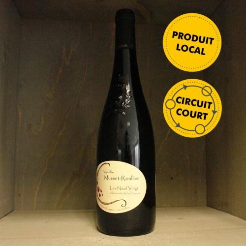 Musset-Roullier Les Neuf-Vingt Anjou Rouge
