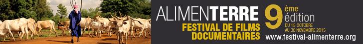 Bannière 9ème Festival Alimenterre