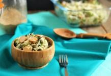 Salade de choucroute crue, express et vegan (recette vidéo)